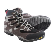 Asolo Piuma Hiking Boots (For Men) in Elephant/Black - Closeouts