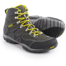 Asolo Piuma Hiking Boots (For Men) in Graphite/Light Black - Closeouts