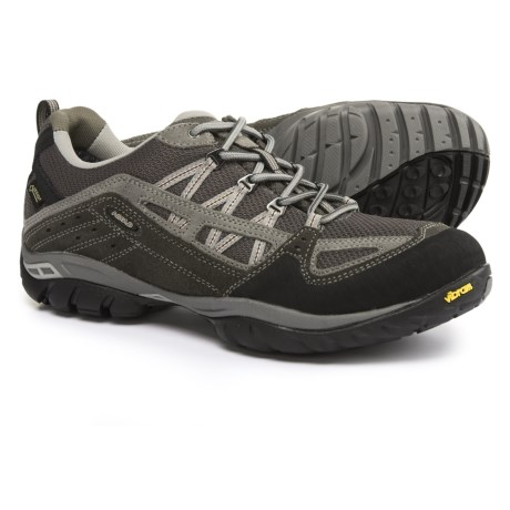 Asolo Plasmic GV Gore-Tex® Hiking Shoes - Waterproof (For Men) in Cendre/Anthracite