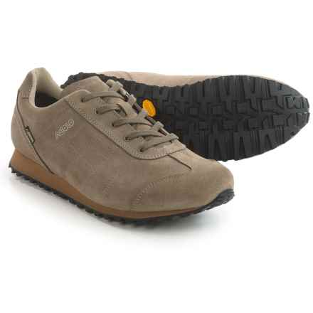 Asolo Quince Gore-Tex® Suede Hiking Shoes - Waterproof (For Men) in Wool - Closeouts