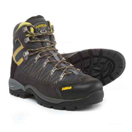 Asolo Radion Gore-Tex® Hiking Boots - Waterproof (For Men) in Graphite/Gunmetal - Closeouts