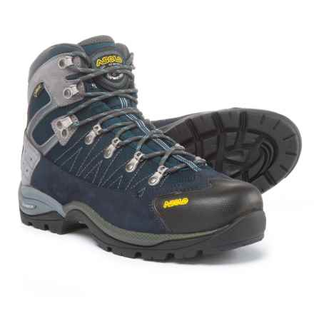 Asolo Radion Gore-Tex® Hiking Boots - Waterproof (For Men) in Night Blue - Closeouts