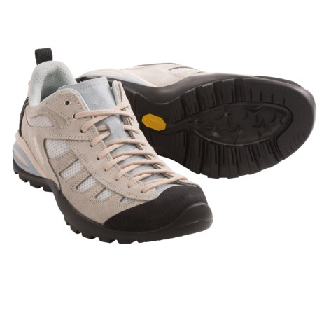 Asolo Ray ML Hiking Shoes - Suede (For Women) in Ice
