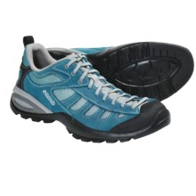 Asolo Ray ML Hiking Shoes - Suede (For Women) in Sea Blue - Closeouts