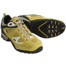 Asolo Rythm Gore-Tex® XCR® Trail Shoes - Waterproof (For Women) in Snapdragon/Mustard - Closeouts