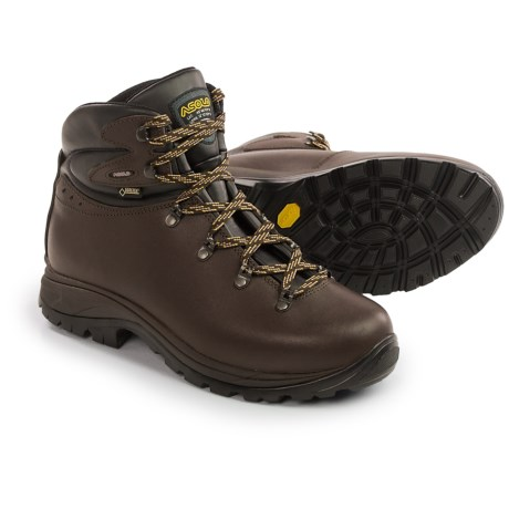 Asolo Scafell Gore Tex(R) Hiking Boots Waterproof, Leather (For Men)