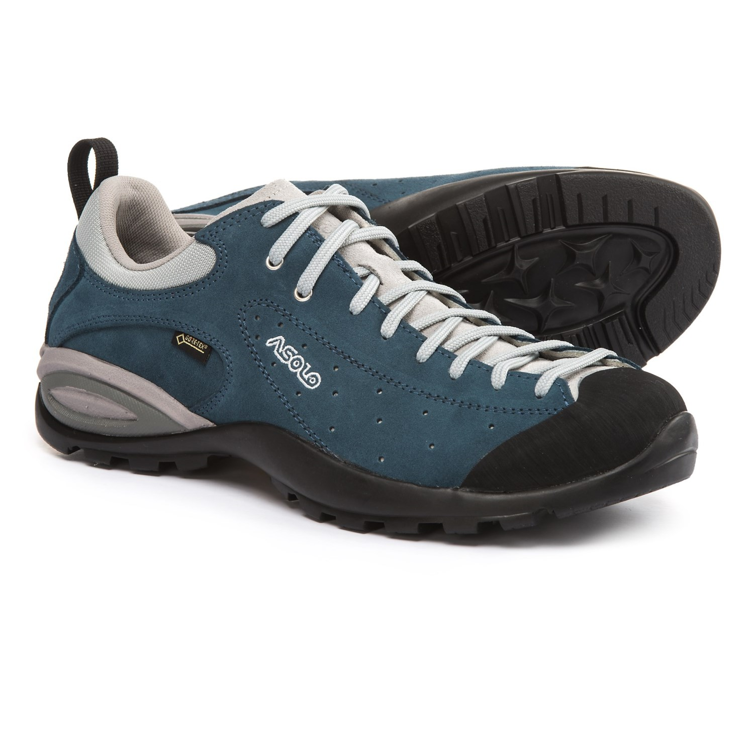 Asolo Shiver GV Gore-Tex® Hiking Shoes - Waterproof, Suede (For Men)