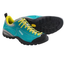 Asolo Shiver Trail Shoes (For Women) in Blue Pavone - Closeouts