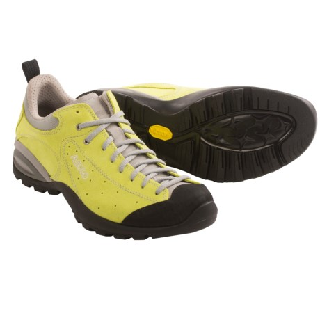 Asolo Shiver Trail Shoes (For Women) in Bright Sun
