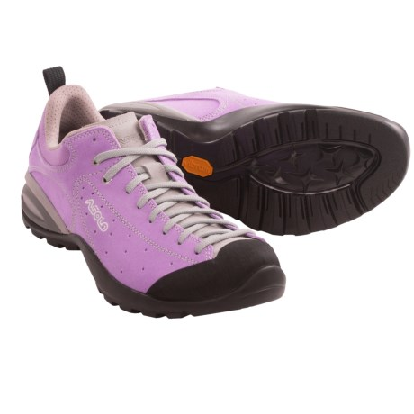 Asolo Shiver Trail Shoes (For Women) in Orchid