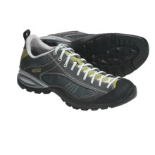 Asolo Sunset Hiking Shoes (For Women) in Graphite/Dark Pear - Closeouts