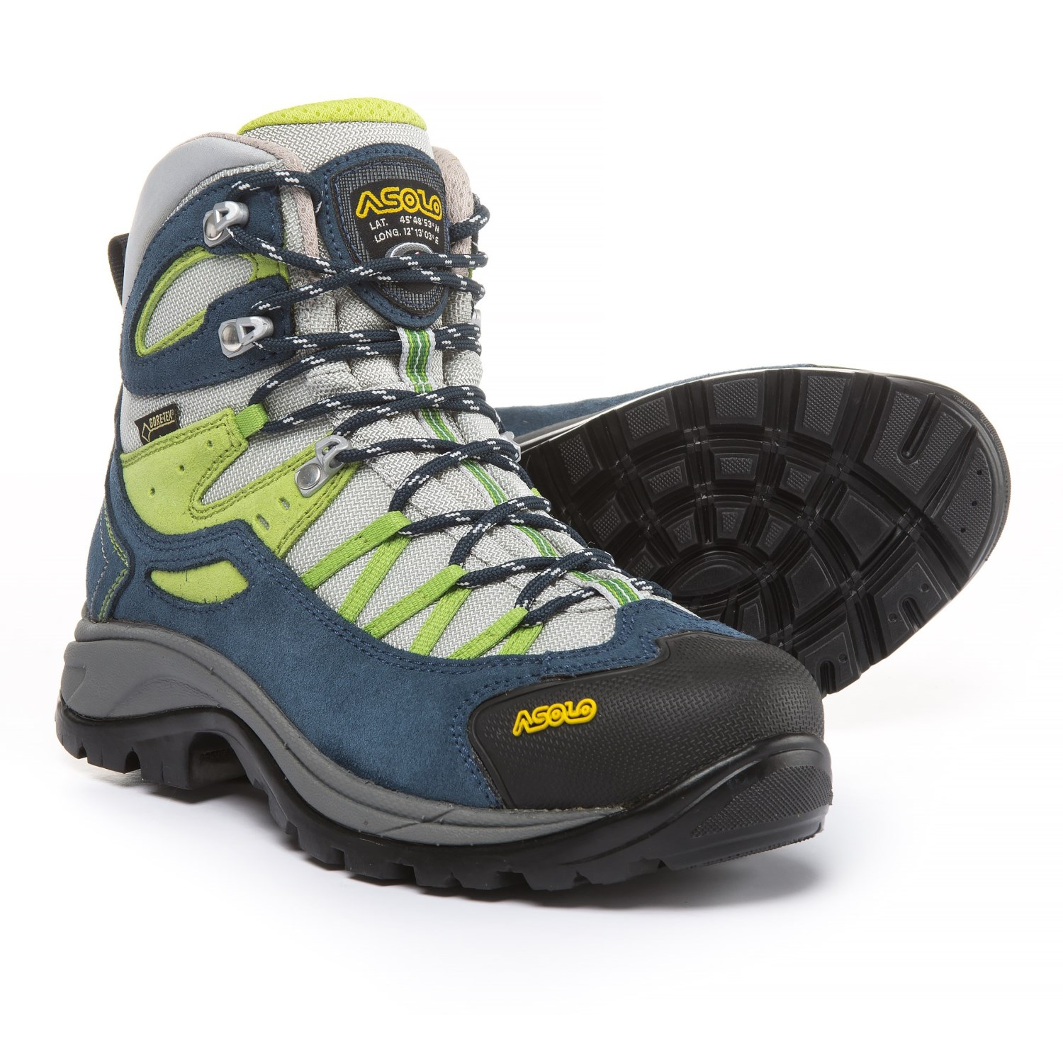 Asolo Swing GV Gore-Tex® Hiking Boots - Waterproof (For Women)