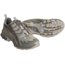 Asolo Switch Trail Running Shoes (For Women) in Dark Grey/Dusty Blue - Closeouts