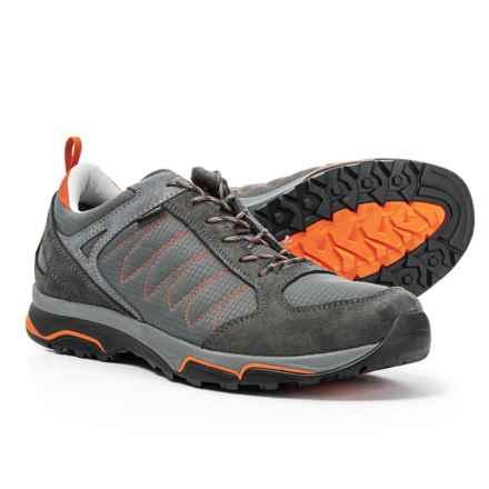 Asolo Sword GV Gore-Tex® Hiking Shoes (For Men) in Graphite/Graphite - Closeouts