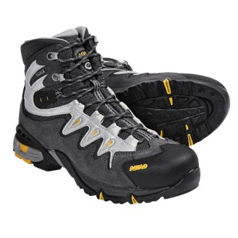 Asolo Synchro Gore-Tex® Hiking Boots - Waterproof (For Men) in Graphite/Gunmetal