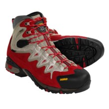 Asolo Synchro Gore-Tex® Hiking Boots - Waterproof (For Men) in Red/Grey - Closeouts
