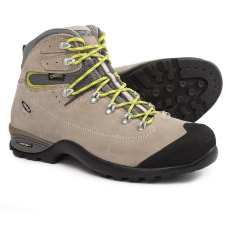 Asolo Tacoma GV Gore-Tex® Hiking Boots - Waterproof (For Women) in Earth