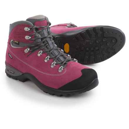 Asolo Tacoma GV Gore-Tex® Hiking Boots - Waterproof (For Women) in Redbud - Closeouts