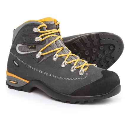 Asolo Tacoma GV Gore-Tex® Hiking Boots - Waterproof (For Women) in Shark - Closeouts