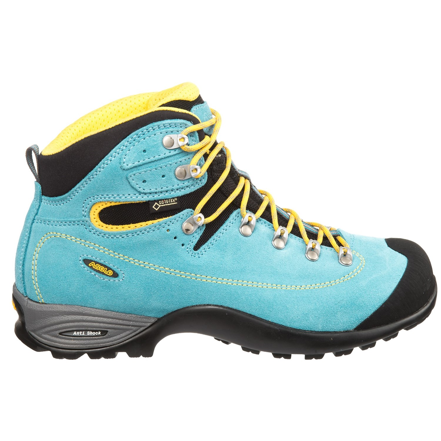 Asolo Tacoma GV Gore-Tex® Hiking Boots - Waterproof (For Women)
