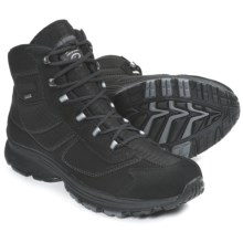 Asolo Talus Gore-Tex® Hiking Boots - Waterproof (For Men) in Black/Black - Closeouts