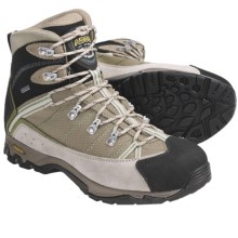Asolo Temple GV Gore-Tex® Hiking Boots - Waterproof (For Women) in Ice/Tortora - Closeouts