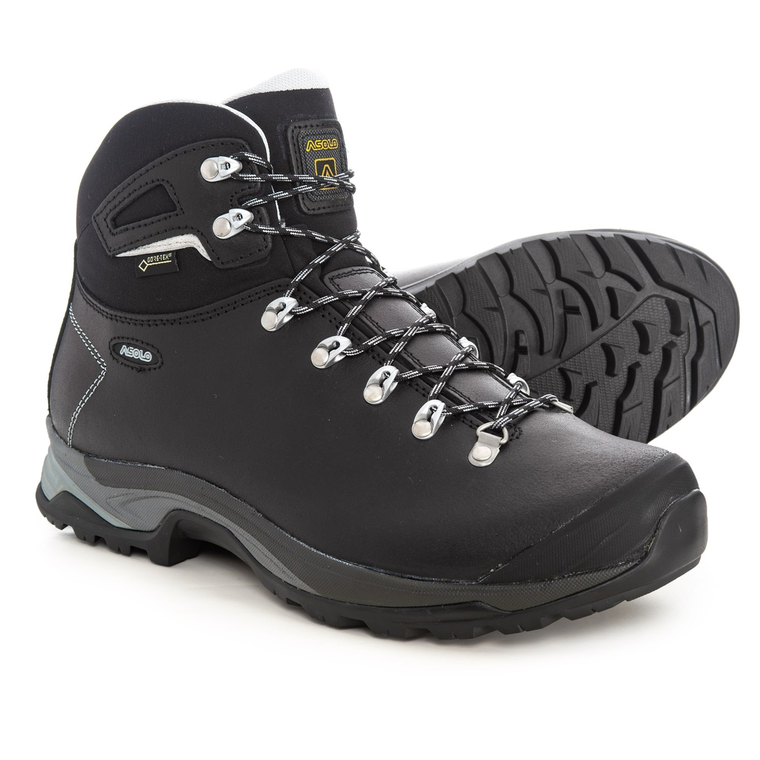 Asolo Thyrus Gv Gore Tex 174 Hiking Boots For Men Save 45