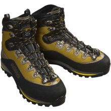 Asolo Titan Gore-Tex® Mountaineering Boots - Waterproof (For Men) in Giallo/Nero - Closeouts