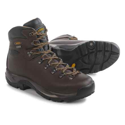 Asolo TPS 520 GV MM Gore-Tex® Hiking Boots - Waterproof, Leather (For Men) in 635 Chestnut - Closeouts