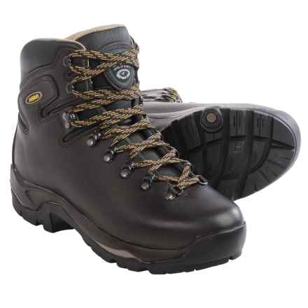 Asolo TPS 535 V Backpacking Boots - Leather (For Men) in Brown - Closeouts