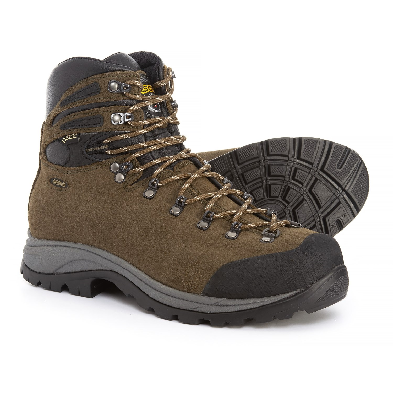 971d8f4d359 Asolo Tribe GV Gore-Tex® Hiking Boots - Waterproof, Leather (For Men)