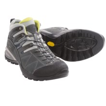 Asolo Trinity Hiking Boots - Waterproof (For Men) in Graphite/Light Grey - Closeouts