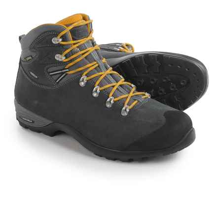Asolo Triumph Gore-Tex® Suede Hiking Boots - Waterproof (For Men) in Shark - Closeouts