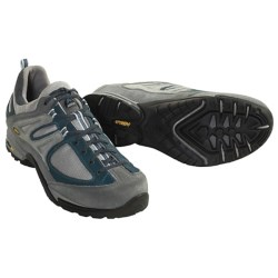 Asolo Typhoon Hiking Shoes (For Men) in Light Grey/Light Grey