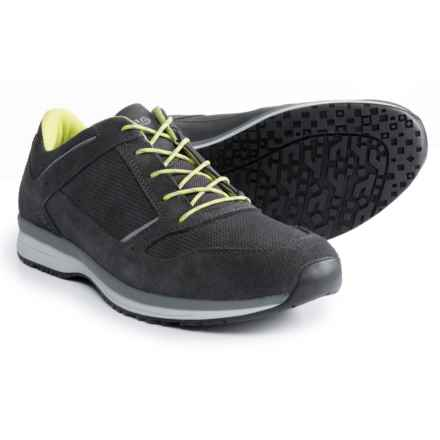 Asolo Wink Shoes -Suede (For Men) in Graphite/Graphite - Closeouts