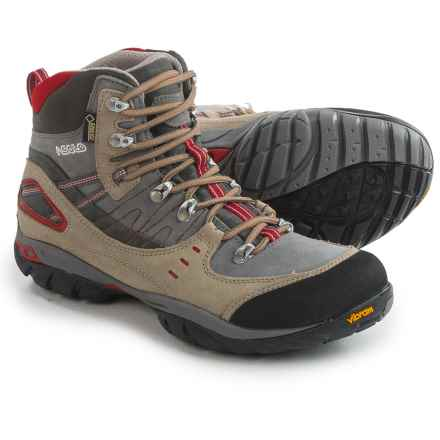 Asolo Yuma Gore-Tex® Hiking Boots - Waterproof (For Women) in Dark Sand/Cendre - Closeouts