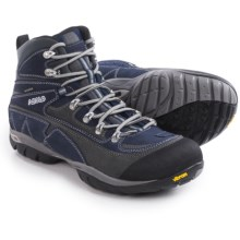 Asolo Zion WP Hiking Boots - Waterproof (For Men) in Graphite/Deep Blue - Closeouts