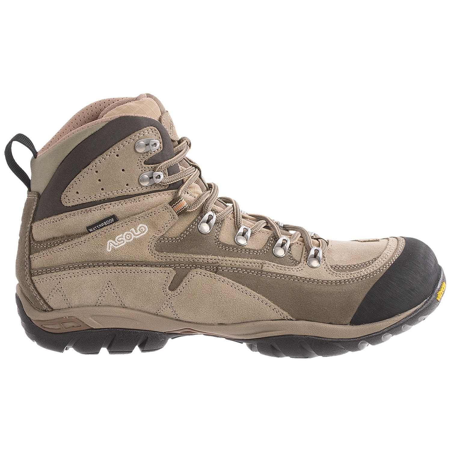 Asolo Zion Wp Hiking Boots For Men Save 42