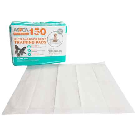 ASPCA Scented Dog Training Pads - 100-Pack in Mountain Air - Closeouts