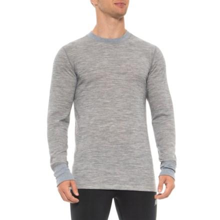 177f60343 Aspen 2-Layer Base Layer Top - Merino Wool Blend, Long Sleeve (For