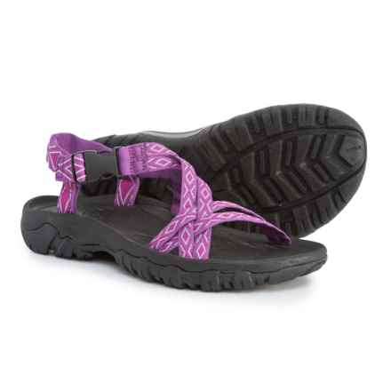 Aspen Strap Sport Sandals (For Women) in Purple - Closeouts