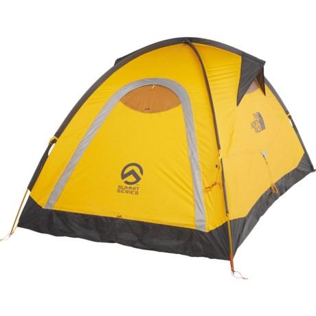 Image of Assault Tent - 3-Person, 3-Season - SUMMIT GOLD/ASPHALT GREY ( )