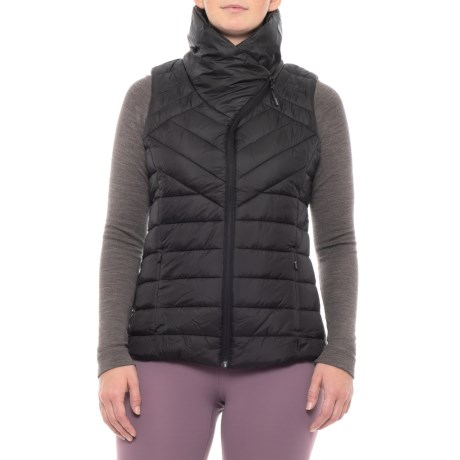 Image of Asymmetric Vest - Insulated (For Women)