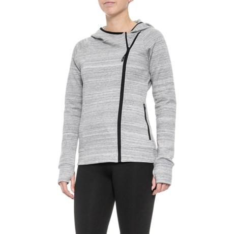 Image of Asymmetrical Zip Jacket (For Women)