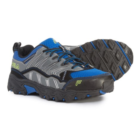 Image of At Peake 16 Trail Running Shoes (For Boys)