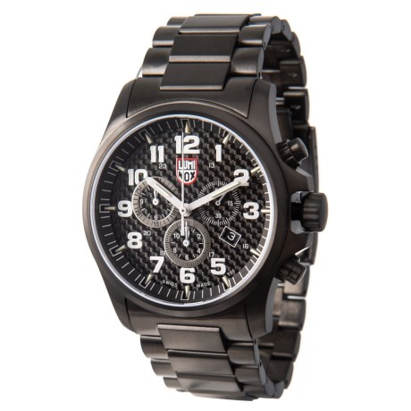 Image of Atacama Field Chronograph Watch - 45mm, Stainless Steel (For Men)