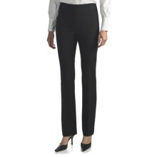 Atelier Luxe Barely Boot Dress Pants - Modern Fit (For Women) in Black - Closeouts