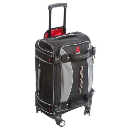 "Athalon 21"" Carry-On Bag - Spinner Wheels in Black - Closeouts"