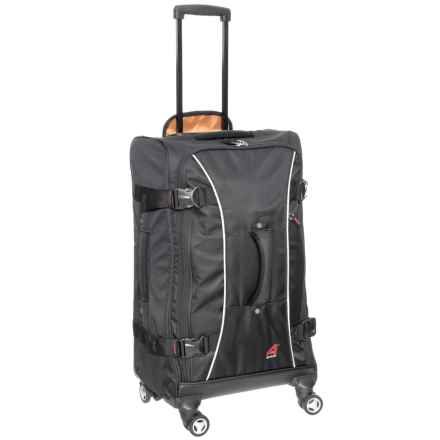 "Athalon 21"" Hybrid Spinner Carry-On Suitcase in Black - Closeouts"