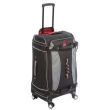 "Athalon 25"" Carry-On Bag - Spinner Wheels in Black - Closeouts"